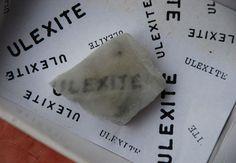 Ulexite tranche polie 15 a 30 g