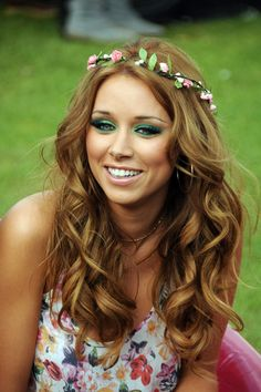 So, what are you going to college for? Well.. I'd like to be Una Healy. Not sure what kind of classes I can do though.
