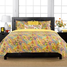 Colonial Floral Paisley 3-piece Quilt Set - Overstock™ Shopping - Great Deals on Quilts