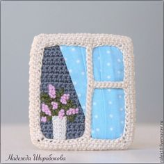 Crochet Craft Fair, Crochet Decoration, Crochet Home, Crochet Crafts, Crochet Projects, Crochet Blocks, Crochet Squares, Easy Crochet Patterns, Embroidery Applique
