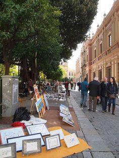Ten Weeks in Seville - Mercado Plaza del Museo