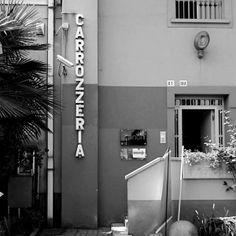 Carrozzeria in Tortona. My Design Week in Milan April 2014. /Jesper Ståhl.