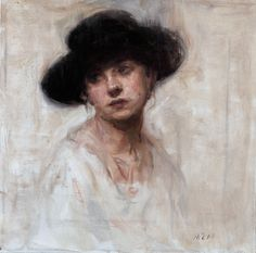 Ron Hicks portrait is on the wishlist