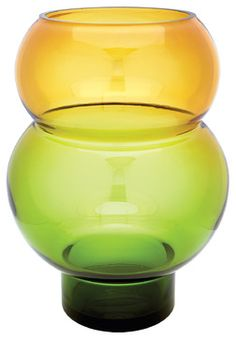 Field Bubble Vase - contemporary - Vases - Eager House