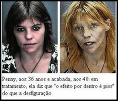 RENOVAÇÃO: Alerta Máximo... Fotos do antes e depois das droga...