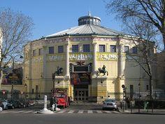 Cirque d'Hiver, 11ème, Paris