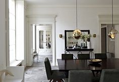 """<p>In his elegantly spare Paris apartment, architect-of-the-moment Joseph Dirand introduces sensuous materials and classical elements to sublime effect. """"Je suis français, français, français,"""" Joseph Dirand says. """"Parisien, parisien, parisien."""" The son of Jacques Dirand, arguably the most famous interiors photographer of his day, and now himself one of fashion's most heavily sought-after architects, Dirand has…</p>"""