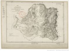 Map of the province of Santiago, reduced from the survey / made by señor Pissis ; under directions of the government of Chile | Gallica