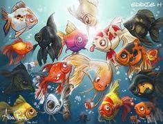 Goldfish~ Ohhhh so amazing!!!