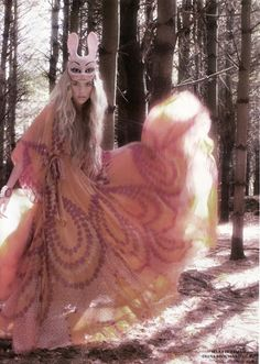 The Mythical, Mysterious, and Magical | .Love at First Blush.