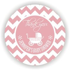 Baby Carriage Theme Baby Shower Labels by MMGraphicDesigns on Etsy