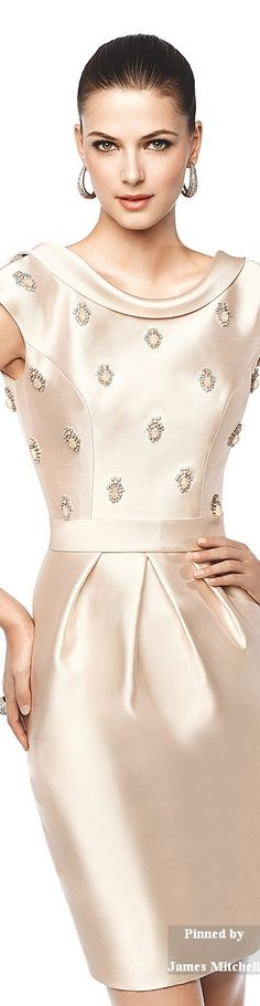 Pronovias 2015 Cocktail Dresses Collection