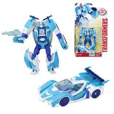 Transformers RID Warrior Class Blurr - Hasbro - Transformers - Transformers at Entertainment Earth