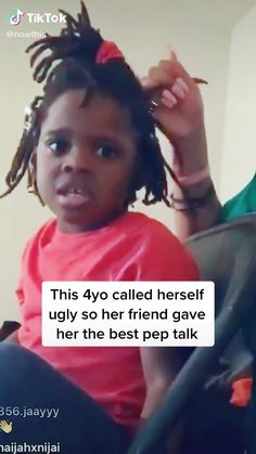 "This beautiful 4 yr old said she's ""so ugly."" So her friend set her straight. This beautiful 4 yr old said she's ""so ugly."" So her friend set her straight.,Viral stuff to awaken your. Sad Love Stories, Happy Stories, Touching Stories, Sweet Stories, Cute Stories, Coming Out Stories, Beautiful Stories, Love Story, Funny Short Videos"