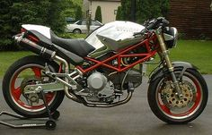 ducati m900 | Ducati Monster List - Featured Bike May 2003