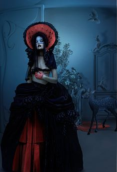 Natalie Shau© - Blue Room