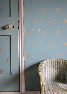 nursery decor detail