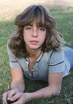 Leif Garrett - oh yes! Back in the day :D