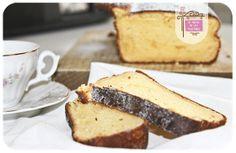 Cake de leche condensada y vainilla
