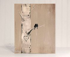 Rustic Wood Signs Love Gift Wood Sign Love by LindaFehlenGallery