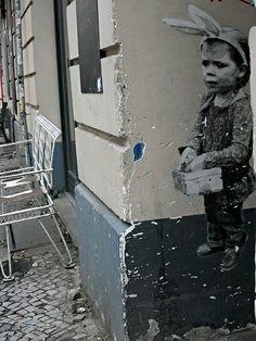 Berlin's street art