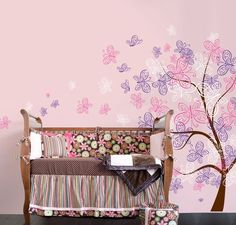 75 Best Butterfly Themed Nursery Decor Ideas Images Baby Girl