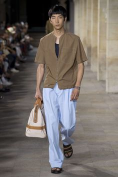 Hermès  - Spring-Summer 2018 Paris Menswear