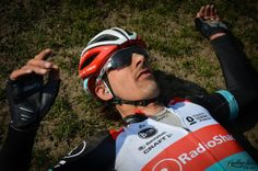 """PARIS-ROUBAIX CAPTURED IN TIME - """"Mission accomplished."""""""