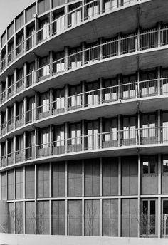 Herzog & de Meuron . Apartment and Office Building Schwitter . Basel (4)