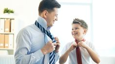 How the necktie industry saved Father's Day - Vox