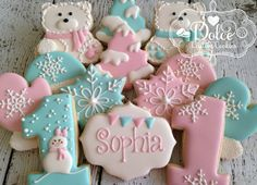 Hey, I found this really awesome Etsy listing at https://www.etsy.com/listing/155391441/winter-onederland-cookies