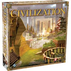 Civilization: The Board Game - Tabletop Haven