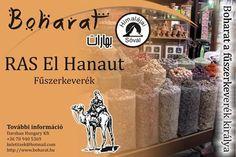 RAS El hanaut fűszerkeverék