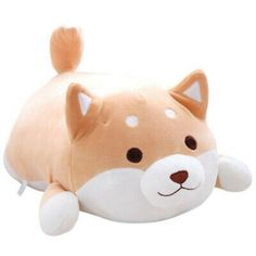 Find many great new & used options and get the best deals for Shiba Inu Dog Plush Pillow at the best online prices at eBay! Free shipping for many products!