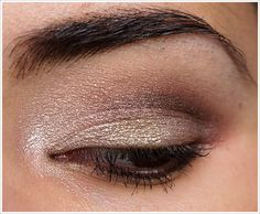 Love this look (created with Dior Fairy Golds palette)