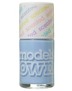 Buy Models Own Sented Fruit Pastel Polish in Blurberry Muffin at Motel Rocks