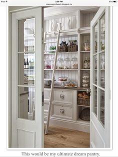 Cool pantry