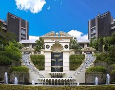 The Peninsula Manila - Makati City, Philippines.have stayed here twice now, it is the finest hotel in the world. Regions Of The Philippines, Philippines Travel, Davao, Iloilo, Gabriel, University Of Santo Tomas, Amsterdam, Rome, Subic Bay