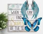 You are my Sunshine - When you can't find the Sunshine Be the Sunshine - Sun Decor - Rustic Wood Sign - Country Decor - Farmhouse Decor Etsy - Checkout - Shipping<br> Rustic Wood Signs, Rustic Decor, Country Signs, Country Farmhouse Decor, You Are My Sunshine, Vinyl Designs, New Life, Stitch Patterns, Etsy