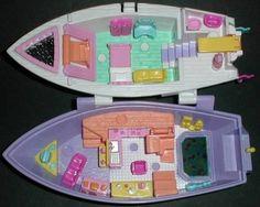 1997 - Fun Cruise Mattel #17906 / Bluebird Toys    aka Boating World