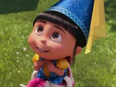 Find images and videos about cute, despicable me and agnes on We Heart It - the app to get lost in what you love. Agnes Despicable Me, Minions Despicable Me, Cute Disney Wallpaper, Cute Cartoon Wallpapers, Disney Colors, Disney Love, Cartoon Memes, Cartoons, Cute Characters