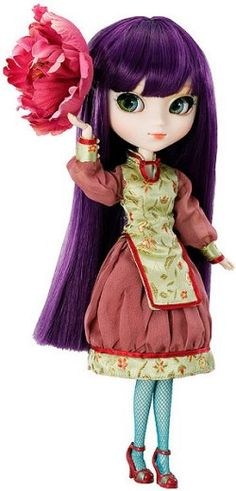 My first pullip F-591 Aug 2008 - Pullip Xiao Fan - SOLD OUT