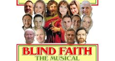 "Estreia mundial do ""Blind Faith – The Musical"" em Lagoa! 