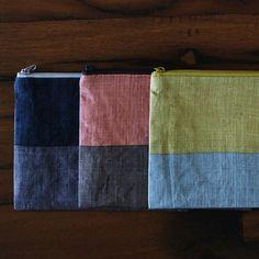 Yu Nakagawa - Triple Color Pouch