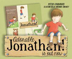 Jonathan by Peter Carnavas/Amanda Francey Children's Books, Toy Chest, Storage Chest, Amanda, Toddler Bed, Culture, Child Bed, Children Books, Baby Books