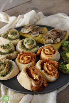 Recept: Pizzarolletjes (uit De Groene Keuken FEEST!) | De Groene Keuken