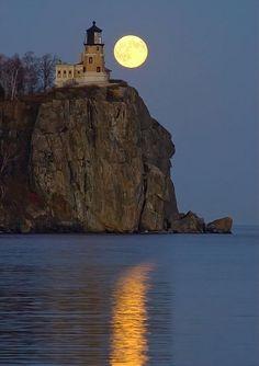Split Rock Lighthouse, Minnesota