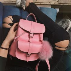 backpack, fashion, and lifestyle image