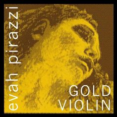 Pirastro Evah Pirazzi Gold Violin String Set  Gold Wound G  Ball E  Medium Gauge *** To view further for this item, visit the image link.Note:It is affiliate link to Amazon.