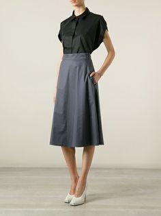 SOFIE D HOORE - Pacha a-line skirt 7